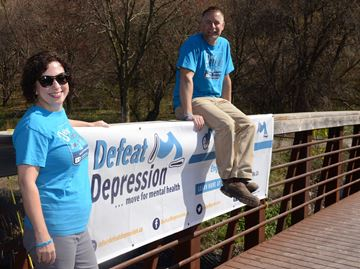 Distress Centre Oakville wants to Defeat Depression with annual walk