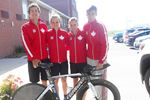 Canadian cyclists ready for individual time trials in Milton