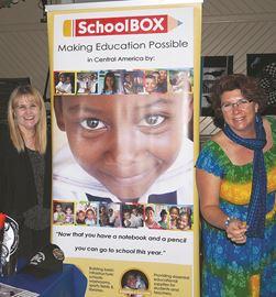 SchoolBOX trip fundraiser a success