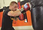 Orangeville boxer