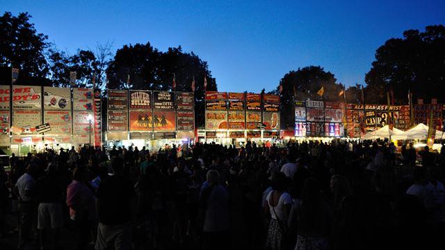 Ribfest returns to Montebello Park