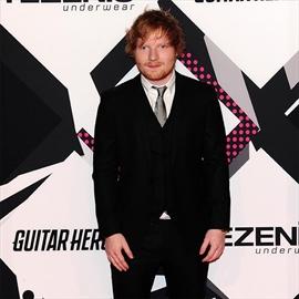 Ed Sheeran bought Lego to celebrate number one album-Image1