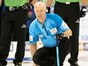 Glenn Howard tapped as Pan Am Games torchbearer