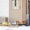 Neighbourhood pays tribute