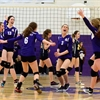 D10 girls' volleyball finals