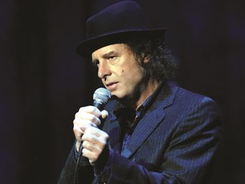 Comedian Steven Wright at Oakville Centre for the Performing Arts