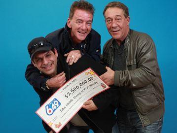 Oshawa and Whitby Lotto 6/49 winners