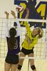 Mayfield - St. Roch Volleyball