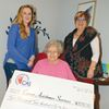 Hairstylist collects more than $2,200 for CAShh