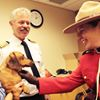 RCMP aids Niagara's furry friends