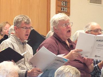 Choirs uniting for Christmas concerts in Alliston and Collingwood