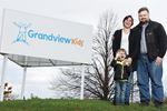 Grandview Children's Centre Robitaille family