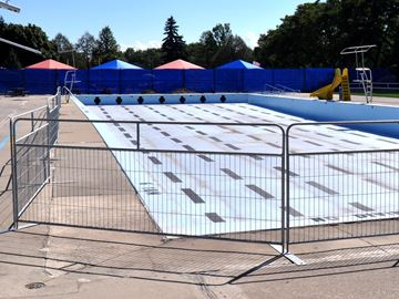 Future of Nelson Outdoor Pool