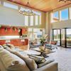 Fall design tips for condo living rooms