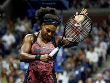 Serena Williams' comeback extends Grand Slam try at US Open-Image1
