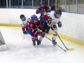 New Tecumseth Minor Atom's on the road this weekend