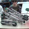 Richmond Hill students unveil robotic creation