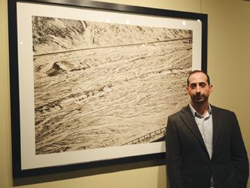 Carbon Manifest solo photo exhibit closes Sunday at Milton Centre for the Arts