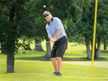 Canadian Men's Mid-Amateur Championship continues at Barrie Country Club
