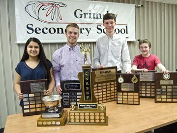 GSS tops in regional science fair