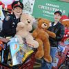 Halton police Toys for Tots campaign launch