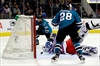 Playoff-bound Sharks snap skid with 5-4 win over Rangers-Image6
