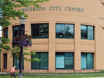 Waterloo City Hall