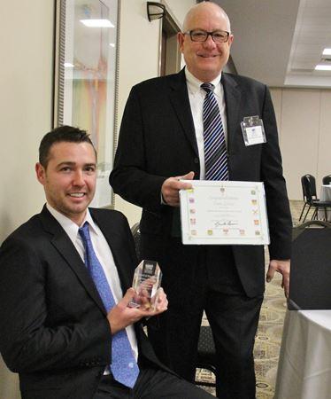 Brockville chamber lifetime business achievement award