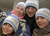 2015 Coldest Night of the Year fundraing walk