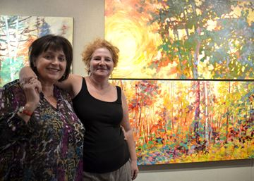 Lindsay Gallery hosting Double Vision exhibit