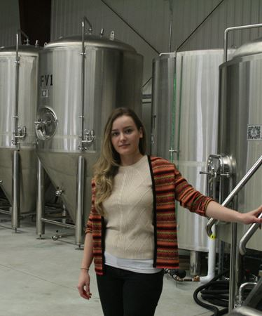 New brewery in Carling Township
