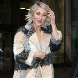 Julianne Hough will be an 'amazing' mother-Image1