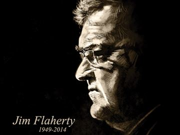 Jim Flaherty: 1949-2014