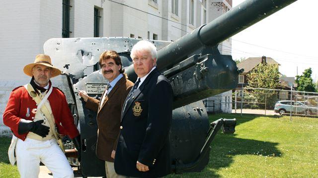 Military museum readies a battle plan