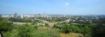 Panoramic view of Hamilton