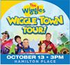 The Wiggles Wiggle Town Tour! Contest