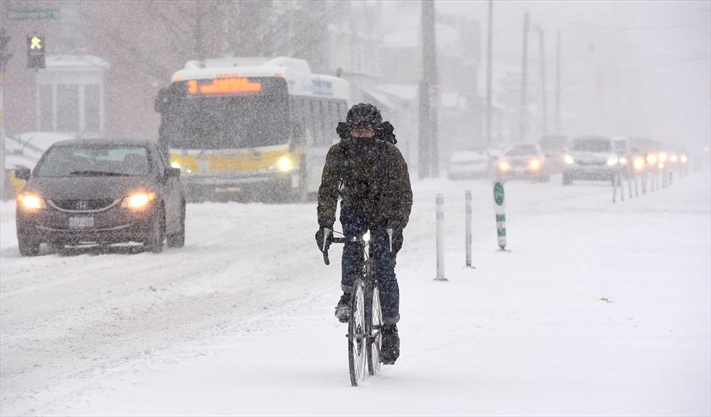 Snowfall warning issued for Hamilton