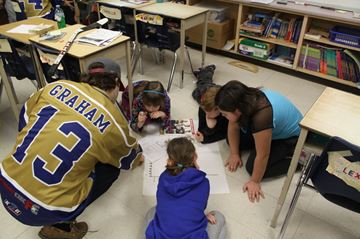 Corvairs visit River Heights