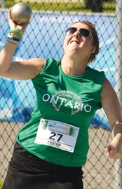 Samantha Eastop wins five medals at Transplant Games– Image 1