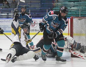 Storm vs Niagara Riverhawks