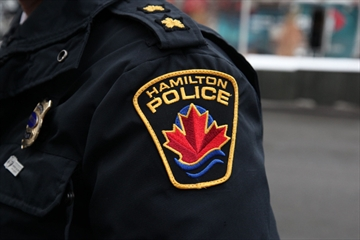 Hamilton Police are investigating two robberies a few days apart at the same east end variety store
