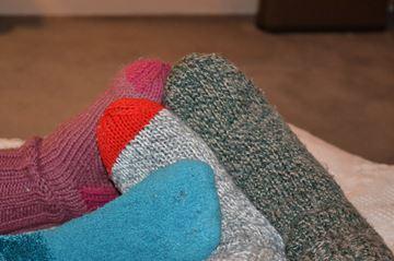 Warm toes, healthy feet