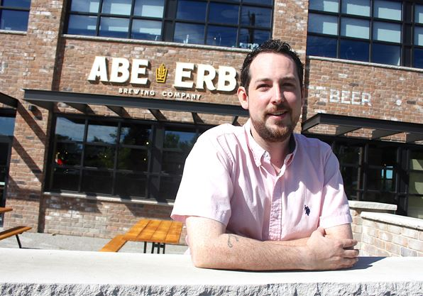 Monday, fun day! Abe Erb Brewing Company serving suds in Guelph starting next week