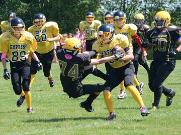 New Tecumseth football team qualifies for championship weekend