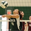 D10 sr. girls volleyball St. James vs. Guelph CVI