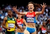 Russian Olympic champion Savinova stripped of gold, banned-Image1