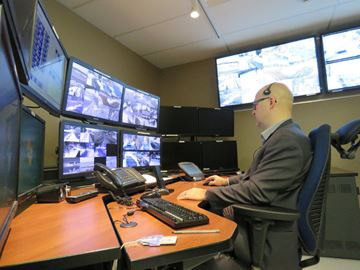 RCMP emergency operations centre