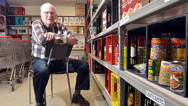 Newmarket Food Pantry Newmarket On