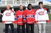 Habs to go with four alternate captains-Image1