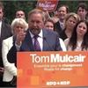 Tom Mulcair calls Stephen Harper 'weak' and 'vulnerable' on trade